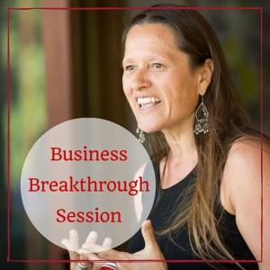 Business Mentoring Breakthrough Session