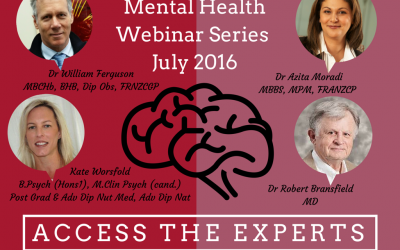 A New Mental Health Education Initiative in July!