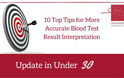 10 Top Tips to Improve the Accuracy of your Patients' Blood Test Results