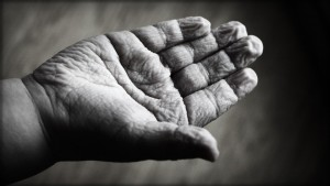 Ageing hand