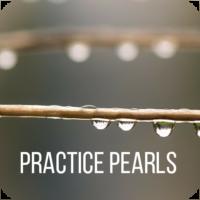 Practice Pearls