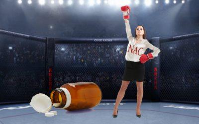 NAC can knock negative symptoms down!