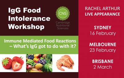 Let's Get Real (& Up to date!) About Food Allergies and Intolerances