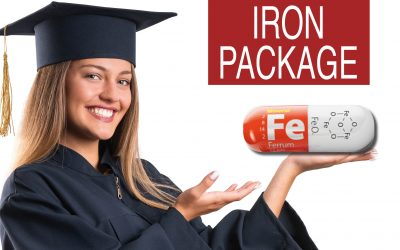 A Package Packed With Iron, Iron & Even More Help With Iron