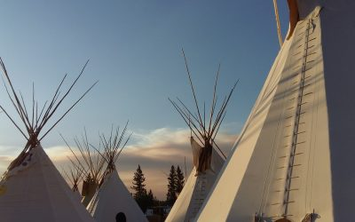 Time for Some Tipi Talks?