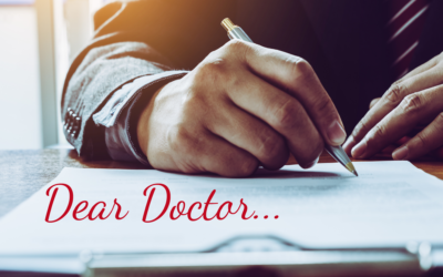 NEW Dear Doctor – Upskilling in Referral Writing & Inter-Professional Communications