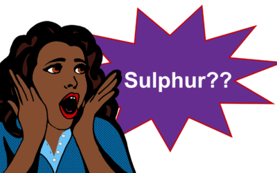 Someone Say Sulphur?